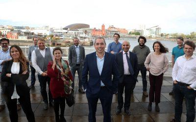EERES4WATER Project Consortium Meeting in Cardiff