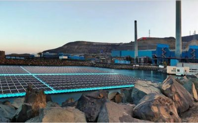 The Las Palmas III desalination plant can benefit from a floating photovoltaic system to improve its efficiency