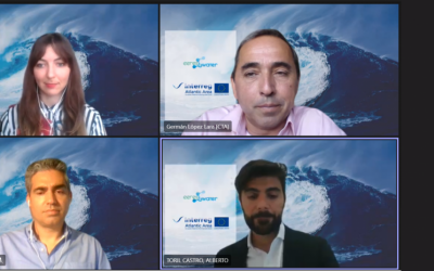 60 attendees from 13 countries participate in the first EERES4WATER webinar